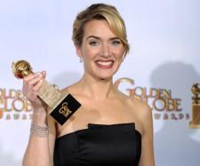 Golden Globes Press Room