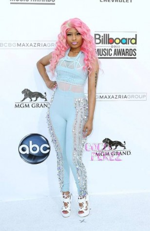 nicki minaj 2011 billboard awards. Nicki Minaj debuted a new