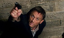 Daniel Craig as James Bond in Quantum of Solace