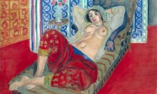 Odalisque with Red Pants by Henri Matisse