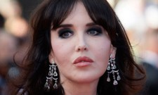French actress Isabelle Adjani, who is to star as Dominique Strauss-Kahn's wife, Anne Sinclair