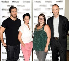 Jake Gyllenhaal, Michelle Gomez, Annie Funk and Brian F. O&#039;Byrne