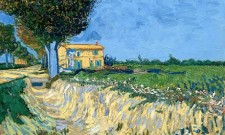 Van Gogh Allee bei Arles