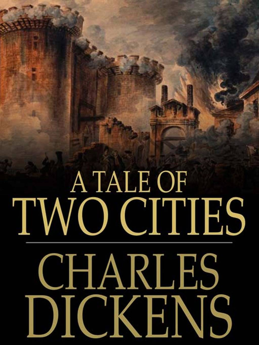 A Tale of Two Cities by Charles Dickens - Free Ebook