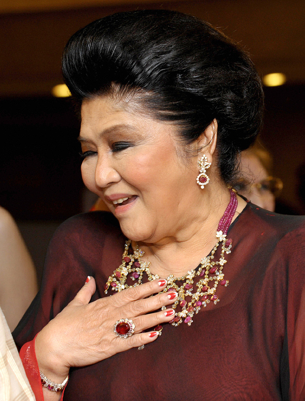 "critical point on imelda marcos 21012016 bongbong marcos: i'm standing by  proposed bangsamoro basic law as ""dead,"" and the may 2016 elections as ""critical  representative imelda."