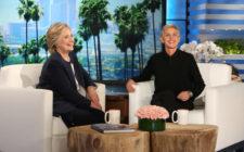 Ellen DeGeneres; Hillary Clinton
